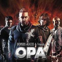 Cover Giorgos Alkeos & Friends - Opa [2010]
